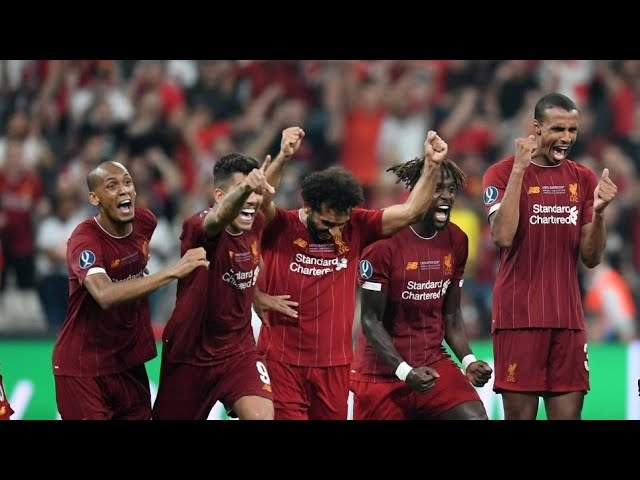 Liverpool 2 -  2 Chelsea (pen 5-4) (Aug-14-2019) UEFA Super Cup Final Highlights