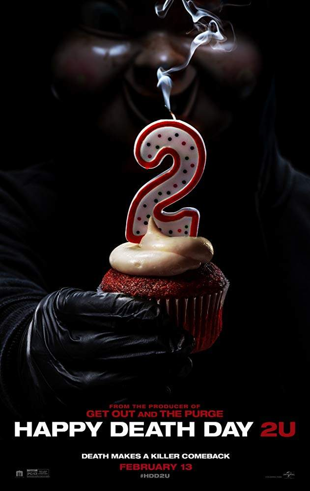 MOVIE :Happy Death Day 2U