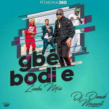 DJ Mix: DJ Donak - Gbe Bodi E Zanku Mix