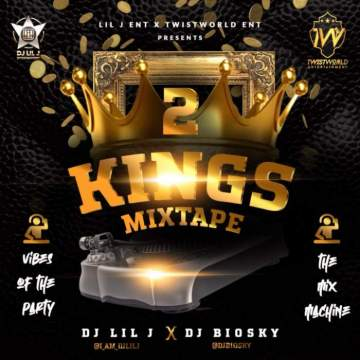 DJ Mix: DJ Lil J & DJ Biosky - 2 Kings Mixtape