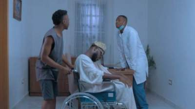 Comedy Skit: Papa Ade and Ade - Episode 3 (A Disabled Situation)