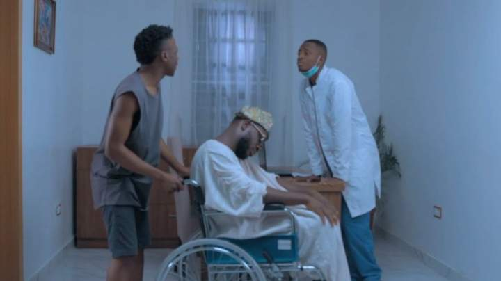 Papa Ade and Ade - Episode 3 (A Disabled Situation)