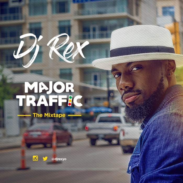 DJ Rex - Major Traffic (The Mixtape)