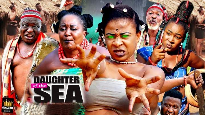 Daughter of The Sea (2020)