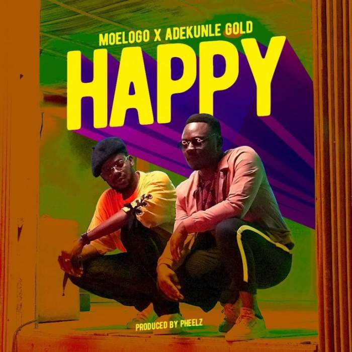 Moelogo - Happy (feat. Adekunle Gold)