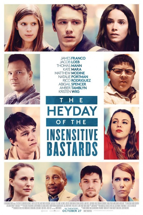The Heyday of the Insensitive Bastards (2017)
