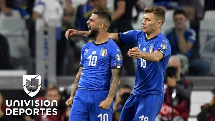 Italy 2 - 1 Bosnia and Herzegovina (Jun-11-2019) Euro Qualifiers Highlights