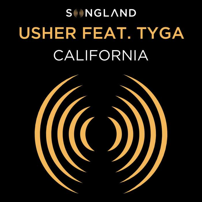 Usher - California (from Songland) (feat. Tyga)