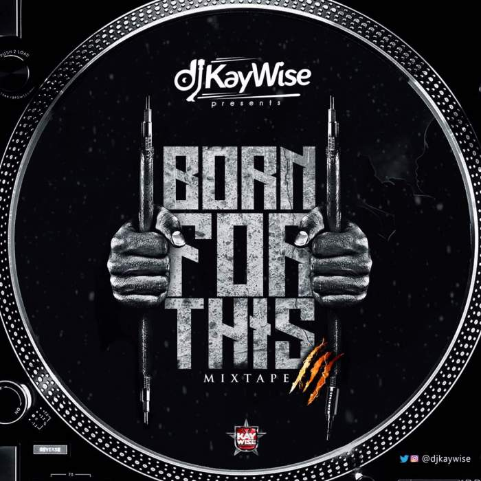 DJ Kaywise - Born For This Mix (Vol. 3)