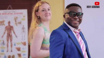 Comedy Skit: Bovi's Back to School - Season 3 Episode 9 (Foreign Trip)