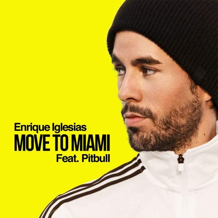 Enrique Iglesias - Move to Miami (feat. Pitbull)