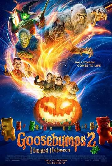 Movie: Goosebumps 2: Haunted Halloween (2018)