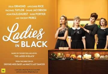 Movie: Ladies in Black (2018)