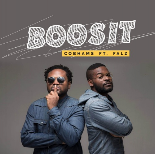 Cobhams Asuquo - Boosit (feat. Falz)