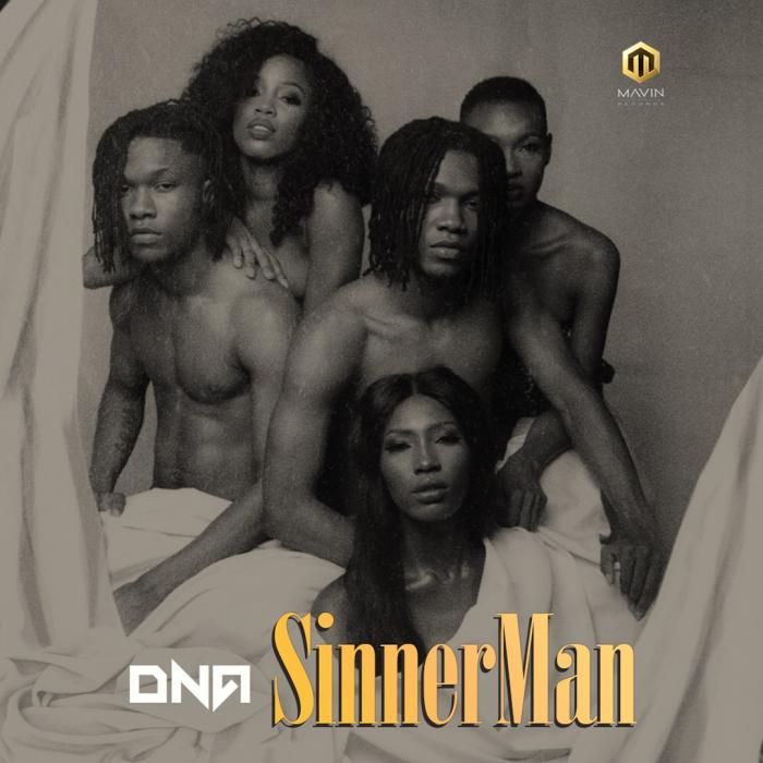 DNA - SinnerMan