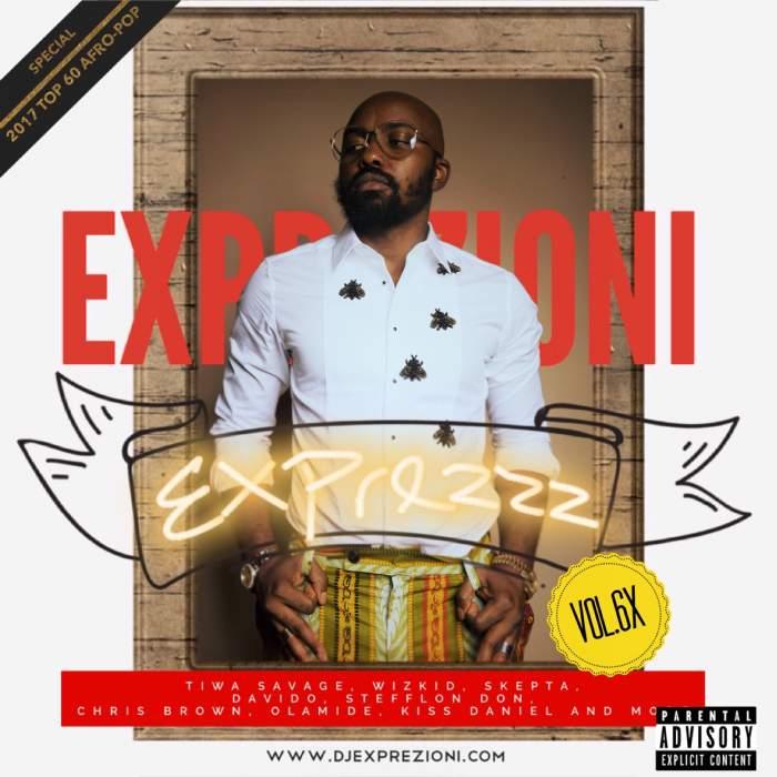 DJ Exprezioni - Exprezzz Mix (Vol. 6x)