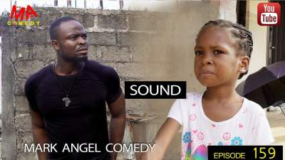 Comedy Skit: Mark Angel Comedy - Episode 159 (Sound)