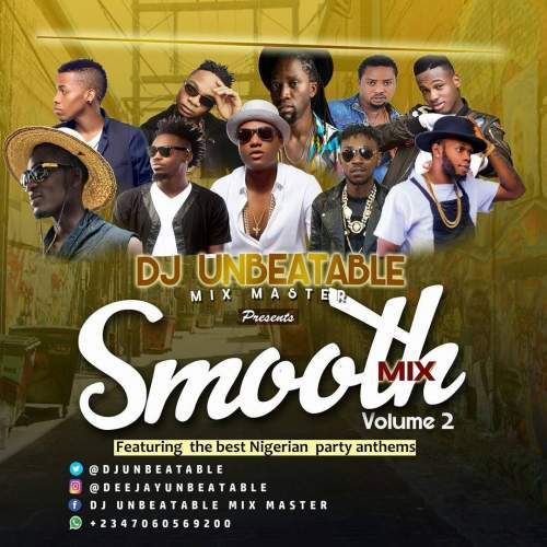 DJ Unbeatable - Smooth Mix (Vol. 2)