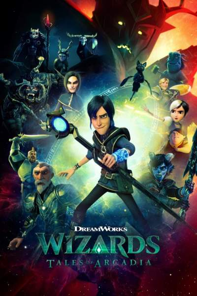 Series Download: Wizards: Tales of Arcadia (Complete Season 1)