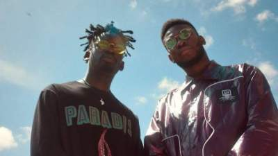 Video: Nonso Amadi - Go Outside (feat. Mr Eazi)