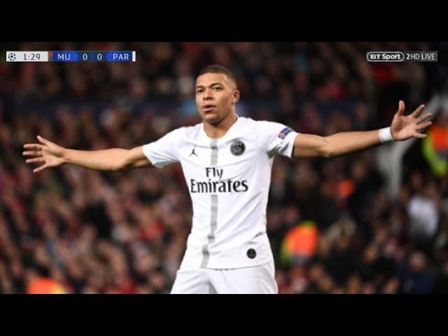 Manchester United 0 - 2 Paris Saint Germain (Feb-12-2019) UEFA Champions League Highlights