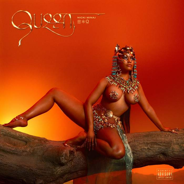 Nicki Minaj - Majesty (feat. Eminem & Labrinth)