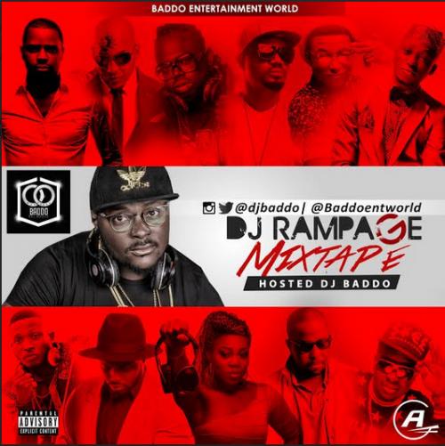 DJ Baddo - DJ Rampage Mix