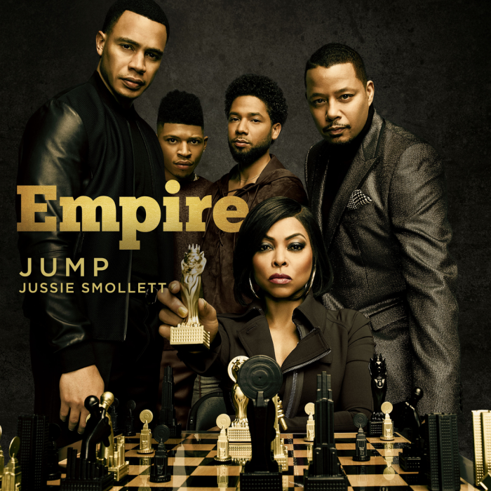 Empire Cast - Jump (feat. Jussie Smollett)