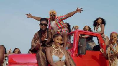 Video: Rayvanny - Tetema (Remix) [feat. Patoranking, Zlatan & Diamond Platnumz]
