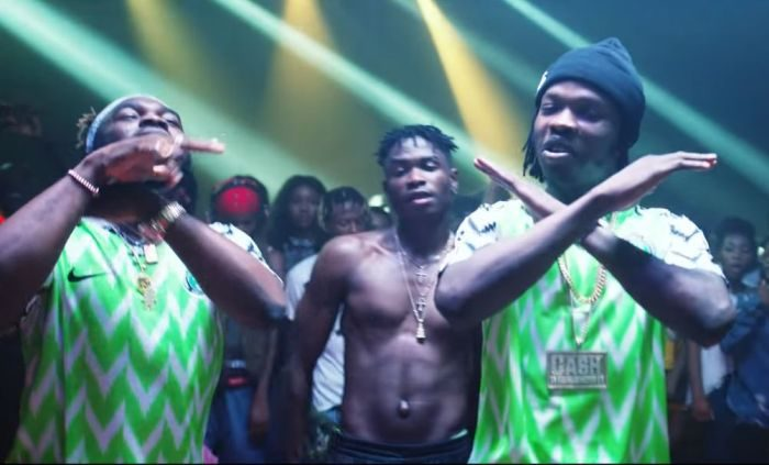 Naira Marley, Olamide, Falz, Simi, Lil Kesh & Slim Case - Naija Issa Goal