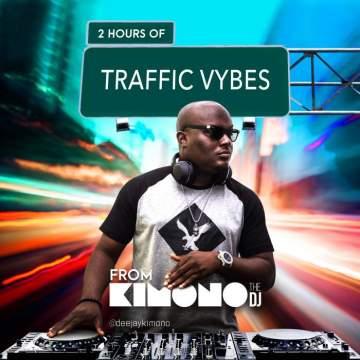 DJ Mix: DJ Kimono - Traffic Vybes Mix