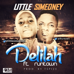 Little Simeoney - Delilah (ft. Runtown)