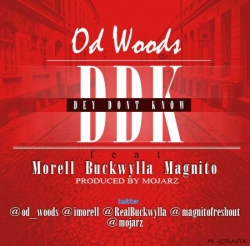 OD Woods - Dey Don't Know (ft. Morell, Magnito & Buckwyla)