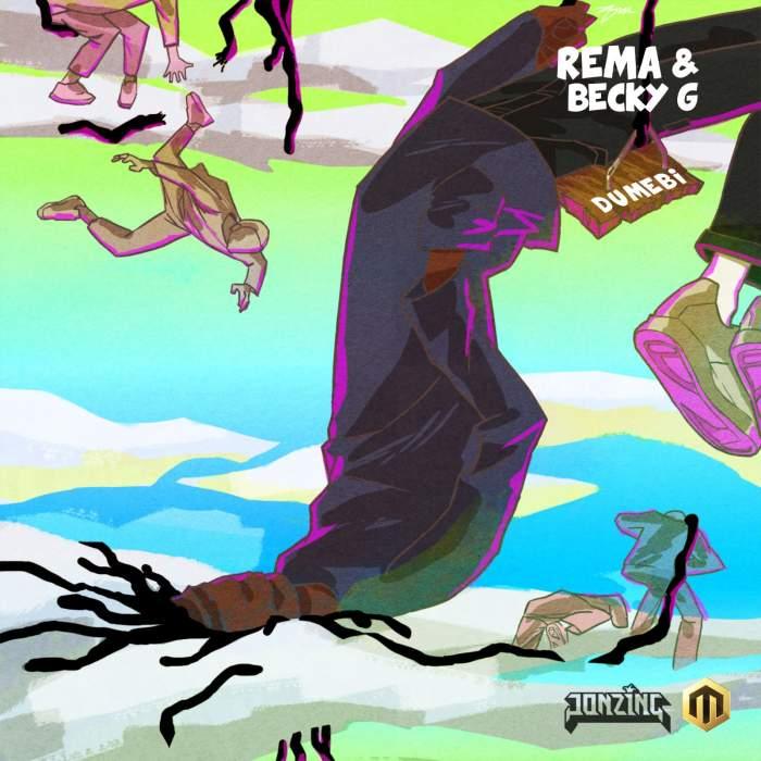 Rema - Dumebi (Remix) (feat. Becky G)