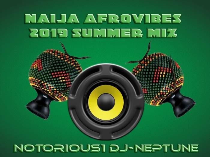 Notorious1 DJ Neptune - Naija Afrovibes Mix 2019