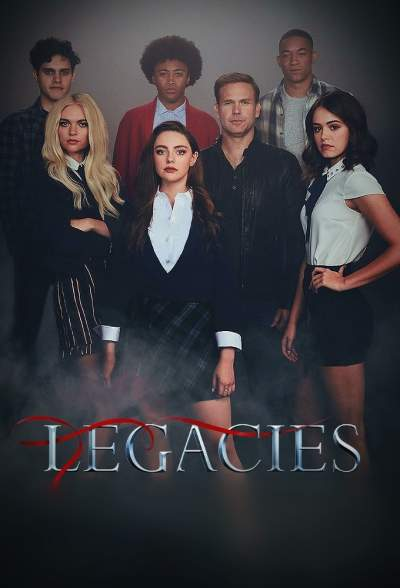 Season Finale: Legacies Season 2 Episode 16 - Facing Darkness is Kinda My Thing