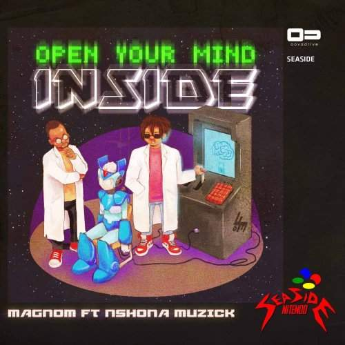 Magnom - Open Your Mind Inside (feat. Nshona Muzick)