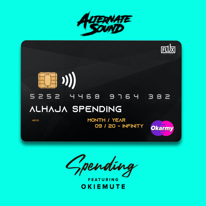 Music: Alternate Sound - Spending (feat. Okiemute)