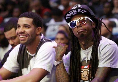 Drake - Hype (Rmx) [Radio Rip] (ft. Lil Wayne)
