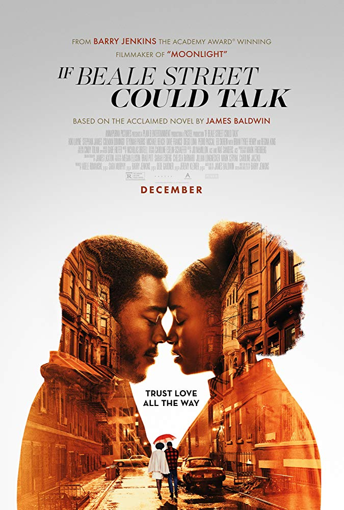 If Beale Street Could Talk (2018) [DVDScr]