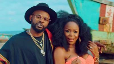 Video: Omawumi - Hold My Baby (feat. Falz)