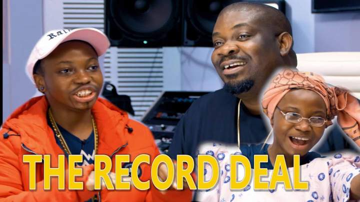 Taaooma & Don Jazzy - The Record Deal (Young Money T)