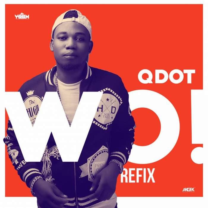 Qdot - Wo! (Refix)