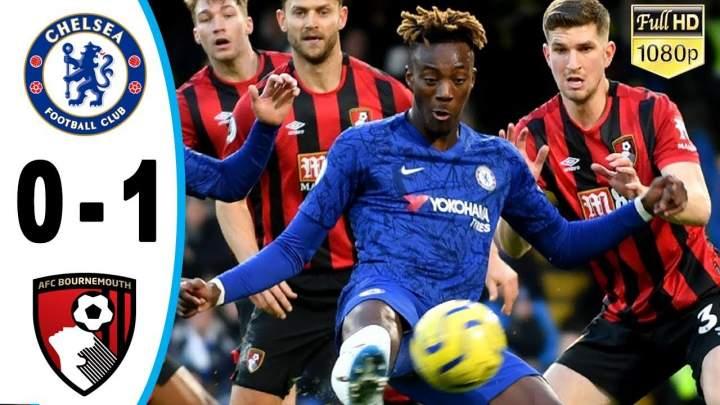 Chelsea 0 - 1 Bournemouth (Dec-14-2019) Premier League Highlights