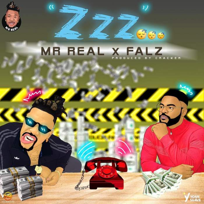 Mr Real - Zzz (feat. Falz)