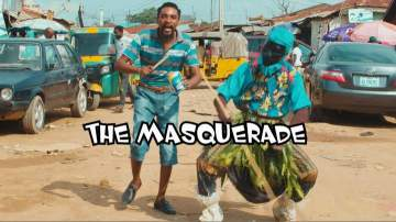 Comedy Skit: YAWA - Episode 47 (The Masquerade)