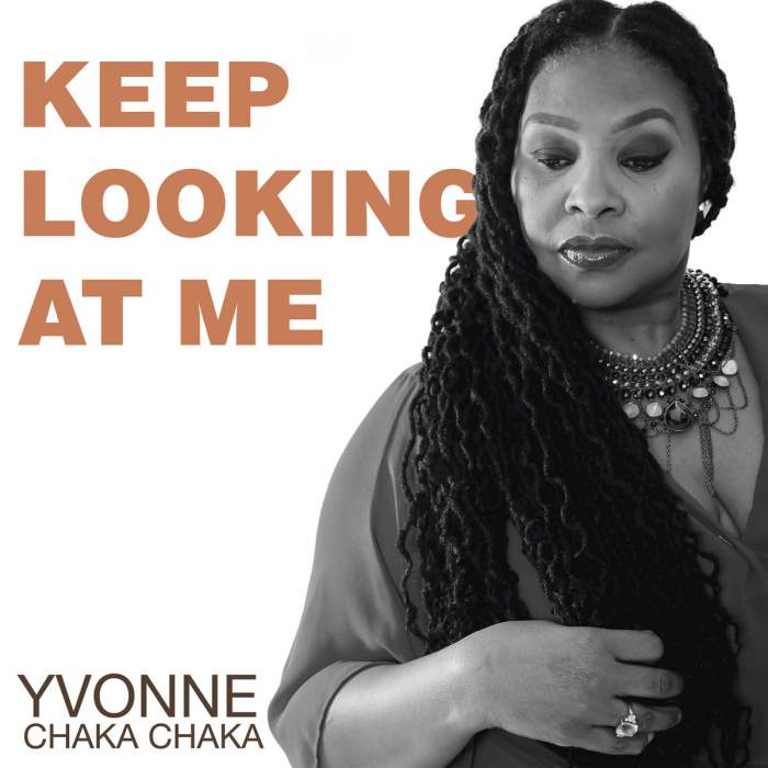 Yvonne Chaka Chaka - Keep Looking At Me