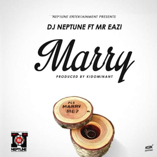 DJ Neptune - Marry (Instrumentals) (feat. Mr Eazi)