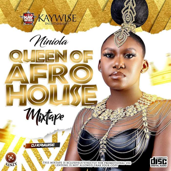 DJ Kaywise - Queen of Afro House Mix (feat. Niniola)