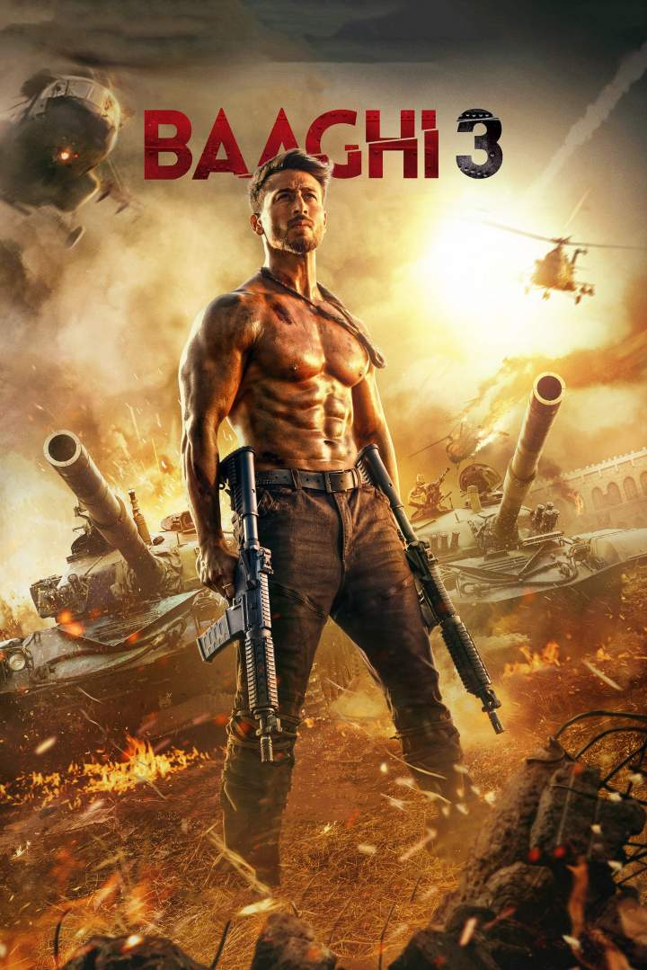 Baaghi 3 (2020) [Indian]